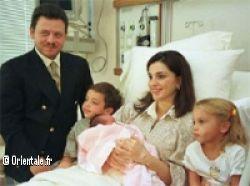 Famille royale de Jordanie